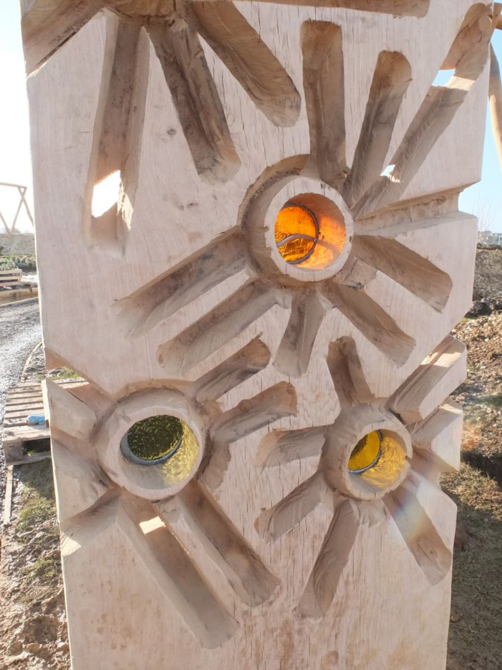 Keith Pettit Peacehaven Big Parks Project sculpture