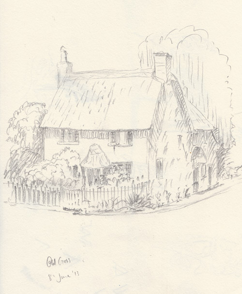 Old Cross Cottage-Keith pettit